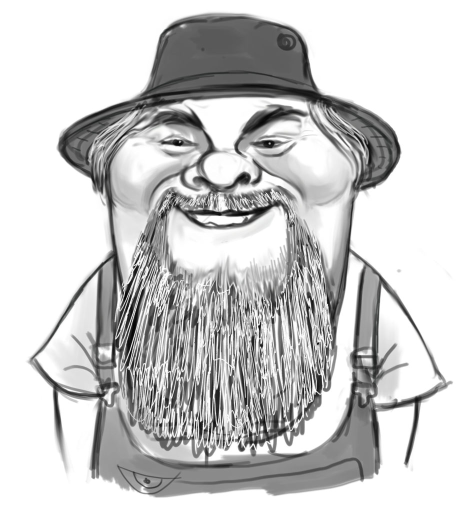 rich caricature52